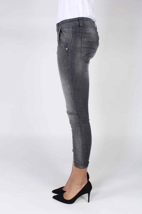 Please Jeans boyfriend P53MHK5EL1_1970 NERO STUD img2