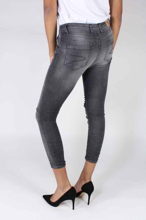 Please Jeans boyfriend P53MHK5EL1_1970 NERO STUD img3