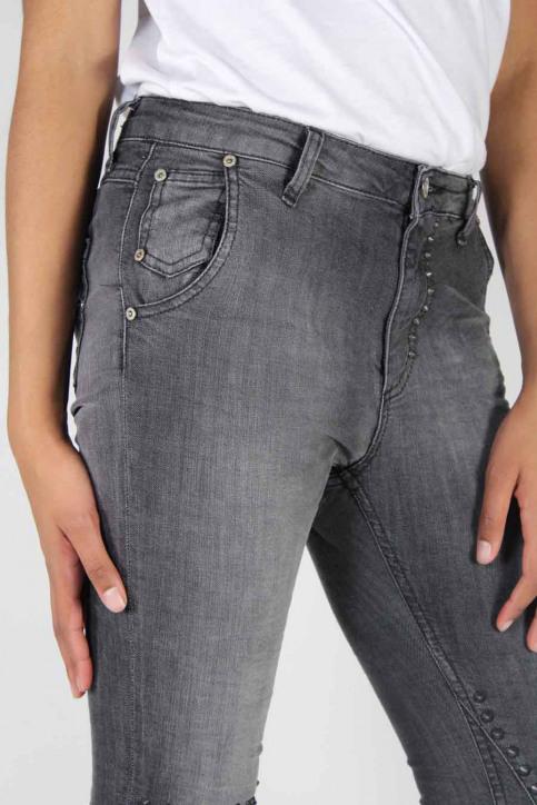 Please Jeans boyfriend P53MHK5EL1_1970 NERO STUD img5