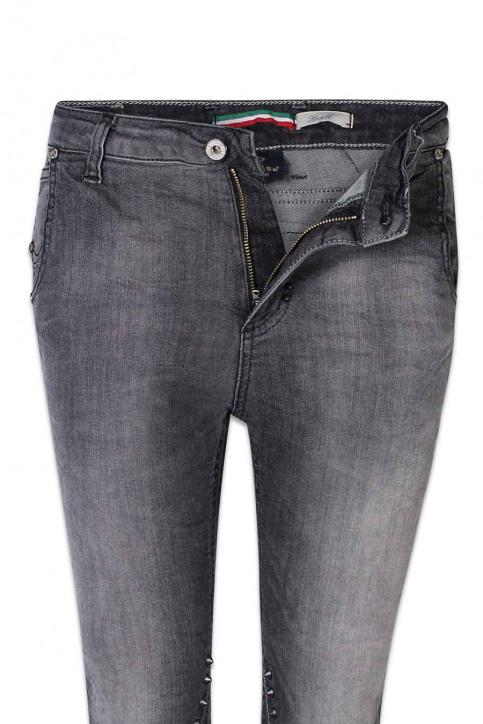Please Jeans boyfriend P53MHK5EL1_1970 NERO STUD img6