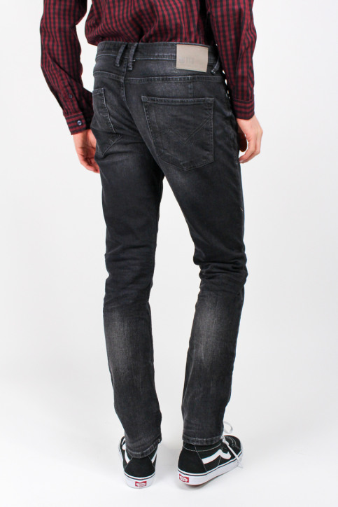Tom Tailor Jeans slim zwart PIERS_1057BLACK img3
