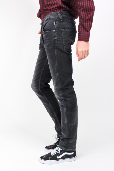Tom Tailor Jeans slim zwart PIERS_1057BLACK img4