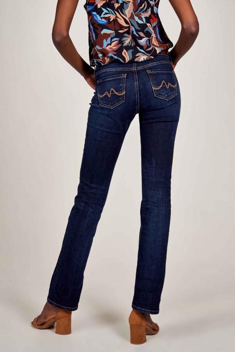 Pepe Jeans Jeans straight bleu PL200388Z48_INDIGO img2