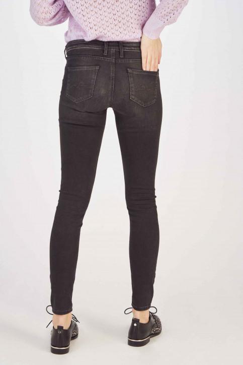 Pepe Jeans Jeans skinny noir PL201073WB9_BLACK USED img3