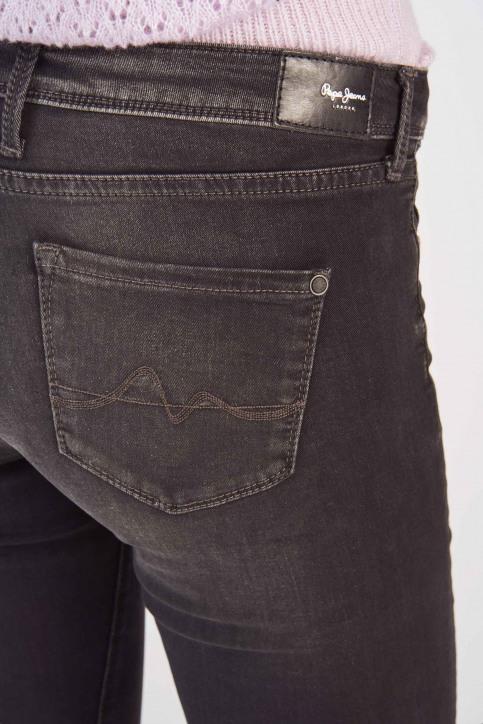 Pepe Jeans Jeans skinny noir PL201073WB9_BLACK USED img4