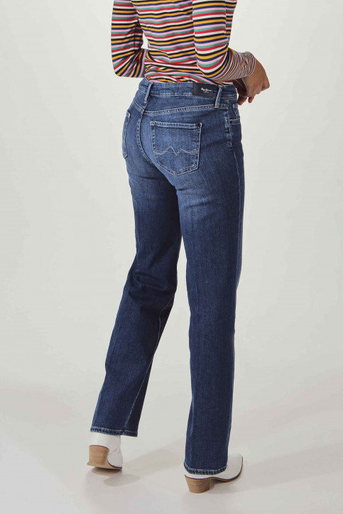 Pepe Jeans Jeans fared denim PL202229GN3_MEDIUM BLUE img3