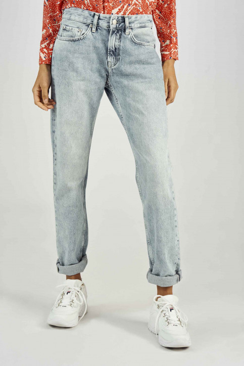 Pepe Jeans Jeans straight denim PL203156MD0_LIGHT USED img1