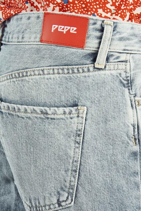 Pepe Jeans Jeans straight denim PL203156MD0_LIGHT USED img4