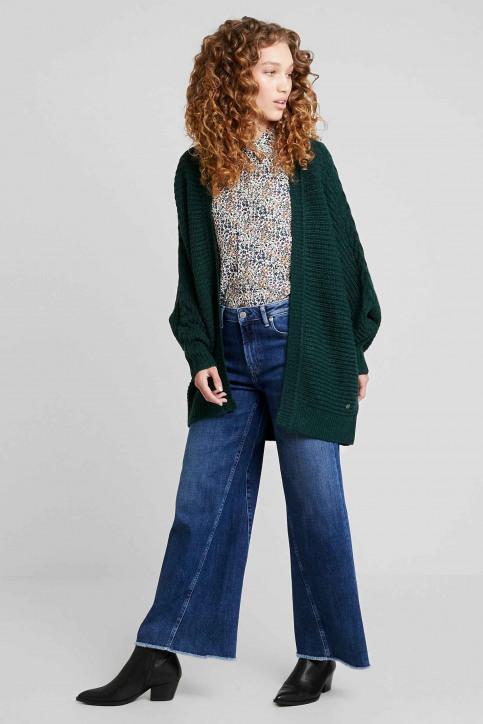 Pepe Jeans Jeans wide denim PL203423_ARCHIVE DARK US img2