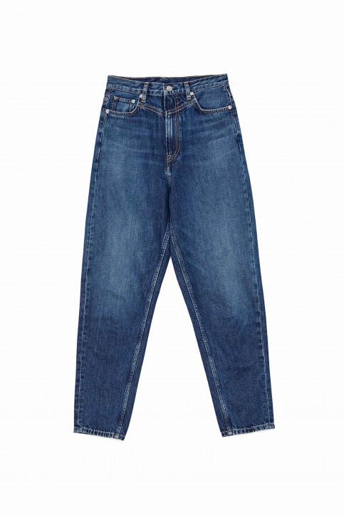Pepe Jeans Jeans boyfriend bleu PL203601_INDIGO img6