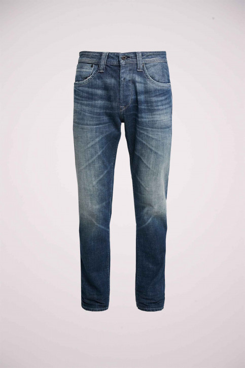 Pepe Jeans Jeans straight denim PM200124UC6_UC6 BLUE GREY H img2