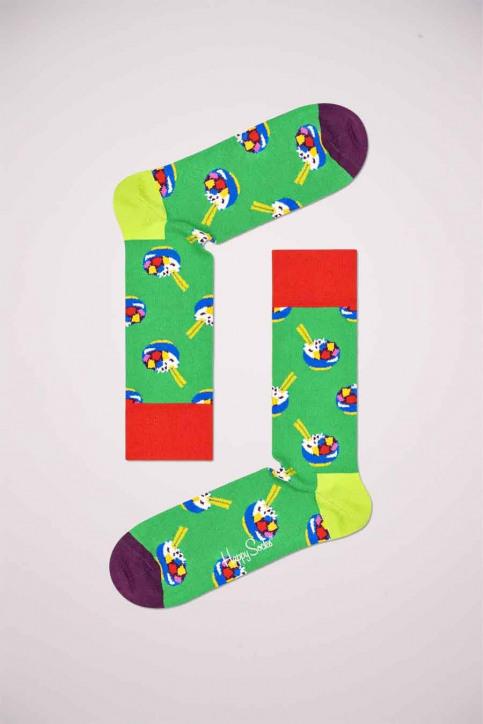 Happy Socks Sokken multicolor POK017300_POKE BOWL img1