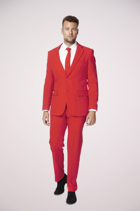 Opposuits Carnavalkostuums rood RED DEVIL_0014 img1