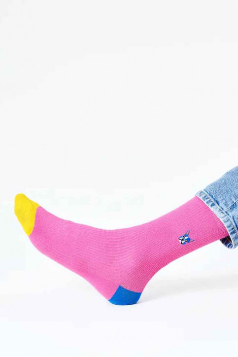 Happy Socks Sokken multicolor REDOG013300_RIBB EMBRO DOG img2