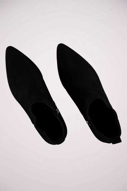 Hailys Enkellaarzen zwart REN2003014_BLACK img2