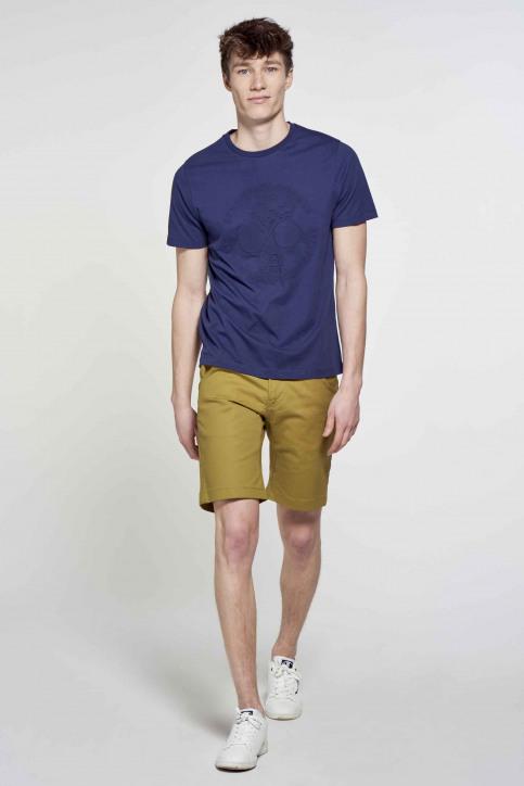 R.EV 1703 by Remco Evenepoel T-shirts (korte mouwen) blauw REV211MT 002_NAVY img2