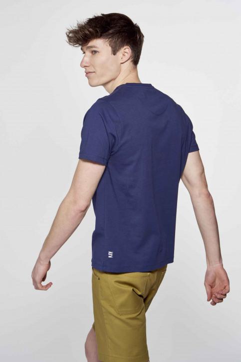 R.EV 1703 by Remco Evenepoel T-shirts (korte mouwen) blauw REV211MT 002_NAVY img3