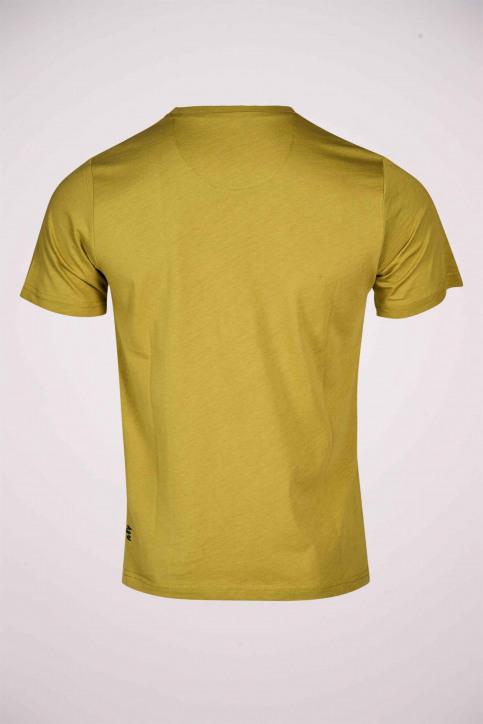 R.EV 1703 by Remco Evenepoel T-shirts (korte mouwen) groen REV211MT 008_GREEN MOSS img6