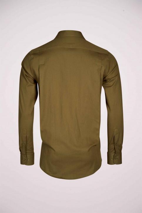 R.EV 1703 by Remco Evenepoel Hemden (lange mouwen) groen REV211MT 016_GREEN MOSS img6