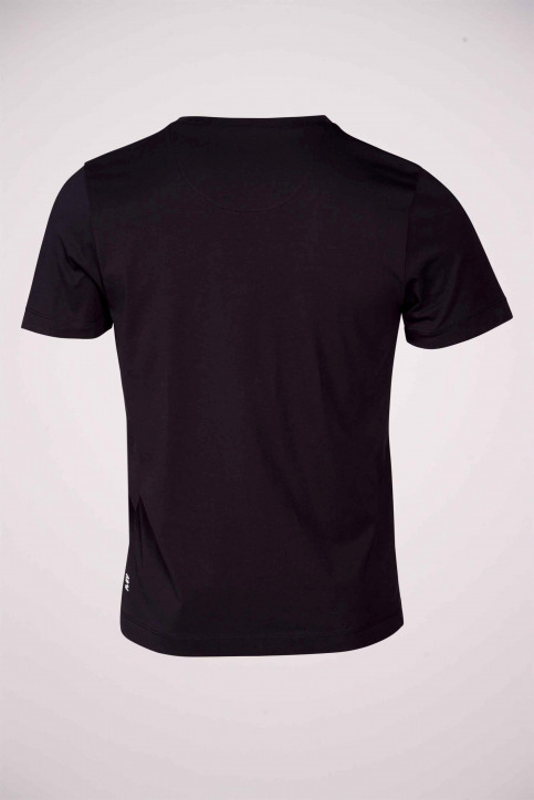 R.EV 1703 by Remco Evenepoel T-shirts (korte mouwen) zwart REV211MT 023_BLACK img3