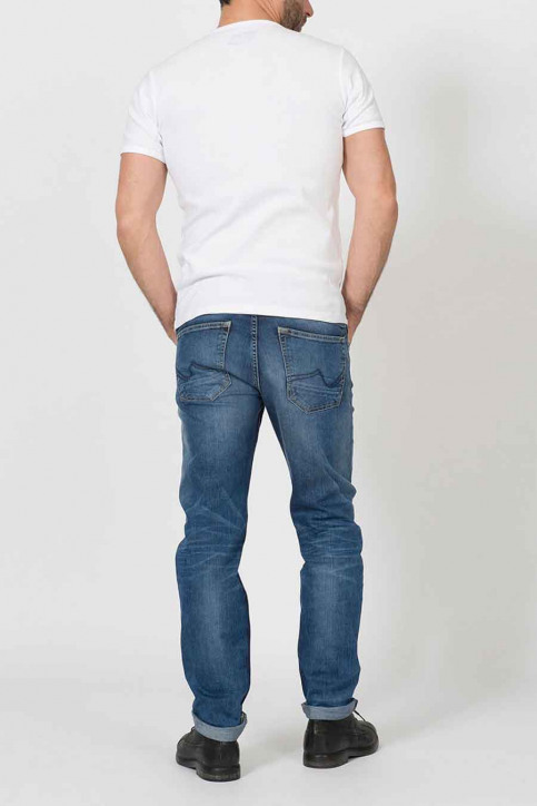 Petrol Jeans straight denim RILEY STRAIGHT_5865 DUSTY INDI img2