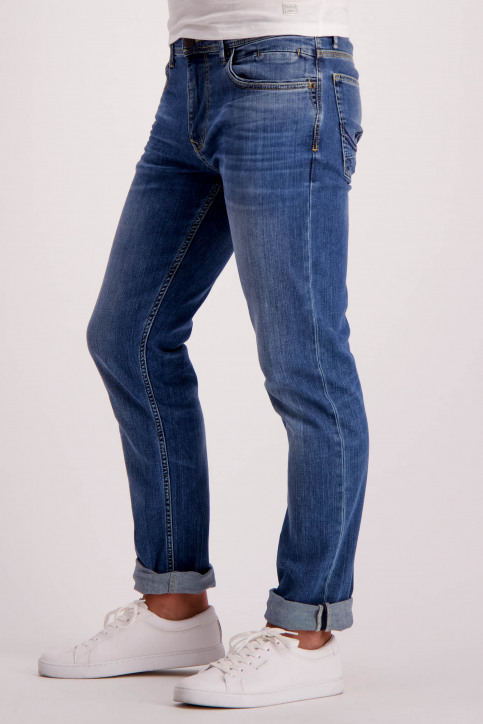 Petrol Jeans straight denim RILEY STRAIGHT_5865 DUSTY INDI img4