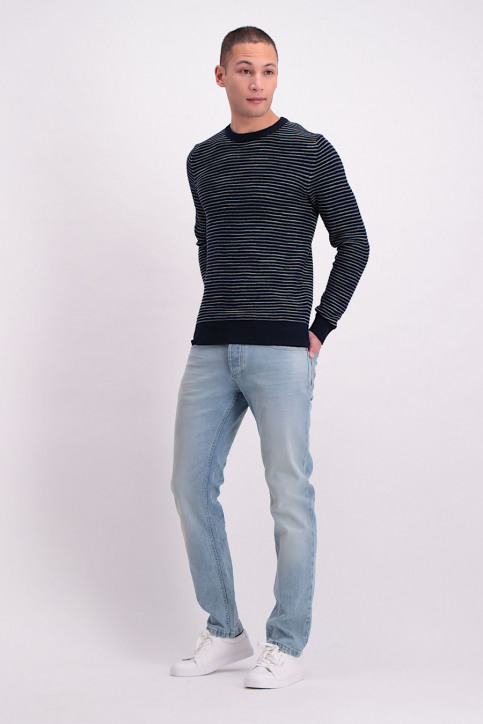 Tommy Jeans Jeans tapered denim RONNIE_911OAK L BLUE img2