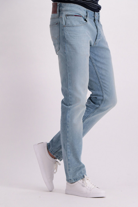 Tommy Jeans Jeans tapered denim RONNIE_911OAK L BLUE img4