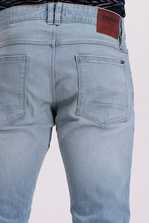 Tommy Jeans Jeans tapered denim RONNIE_911OAK L BLUE img6