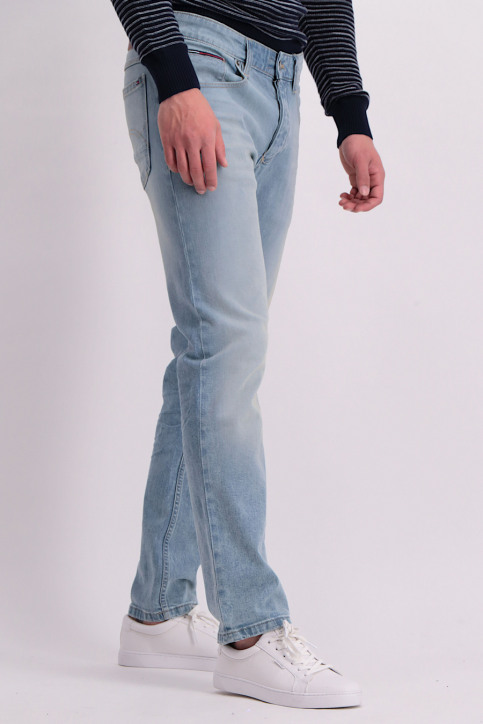 Tommy Jeans Jeans tapered denim RONNIE_911OAK L BLUE img7