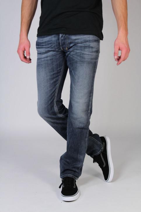 Diesel Jeans straight gris SAFADO_0885KGREY WASH img1