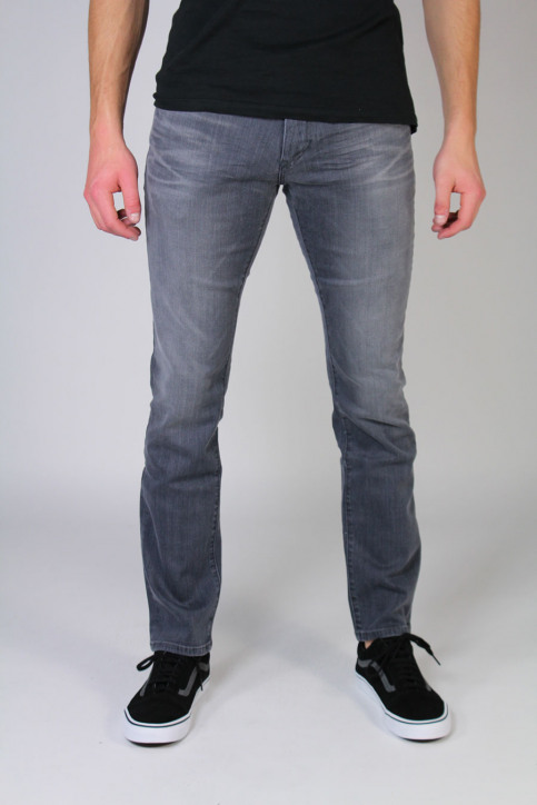 Tommy Jeans Jeans slim grijs SCANTON_229GREY COMFOR img1