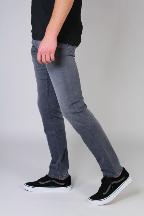 Tommy Jeans Jeans slim grijs SCANTON_229GREY COMFOR img2