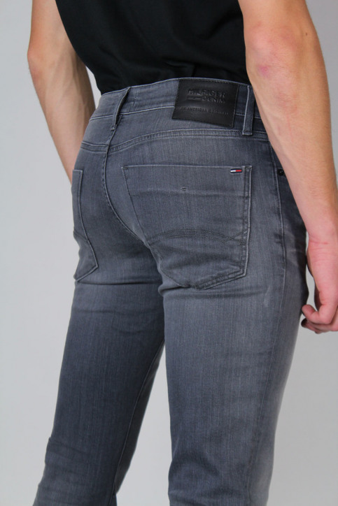 Tommy Jeans Jeans slim grijs SCANTON_229GREY COMFOR img4