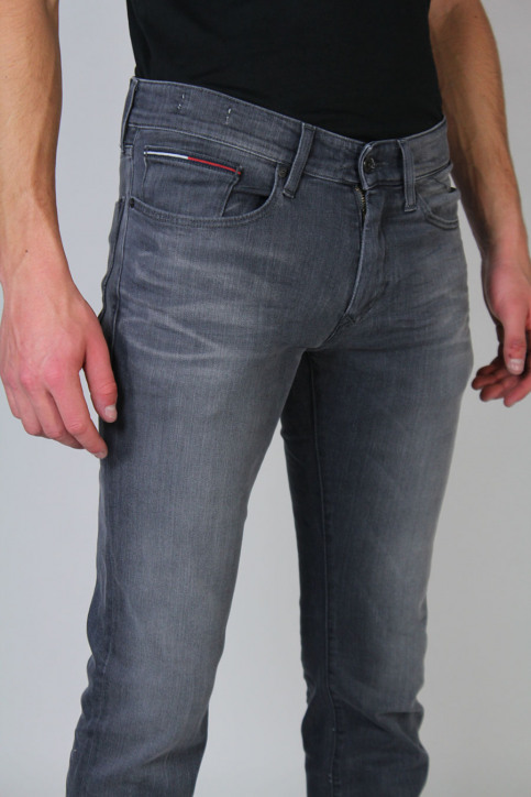 Tommy Jeans Jeans slim grijs SCANTON_229GREY COMFOR img5