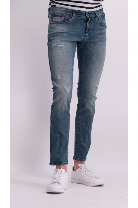 Jeans slim denim SCANTON_911DYN STOCKTO img1