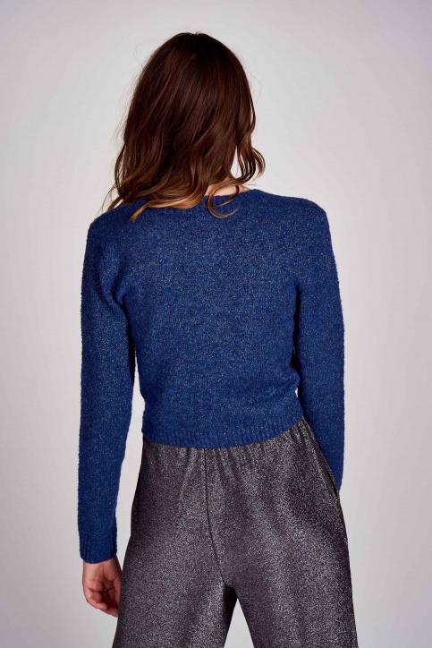 TALLY WEIJL Cardigans bleu SCAPECAMYL_BLUE SAPPHIRE img2