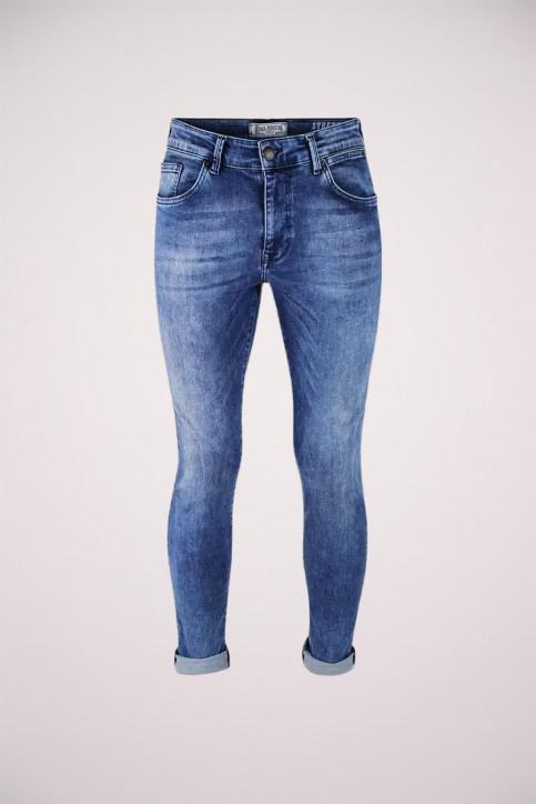 Petrol Jeans slim denim SEAHAM_94BLUE img1