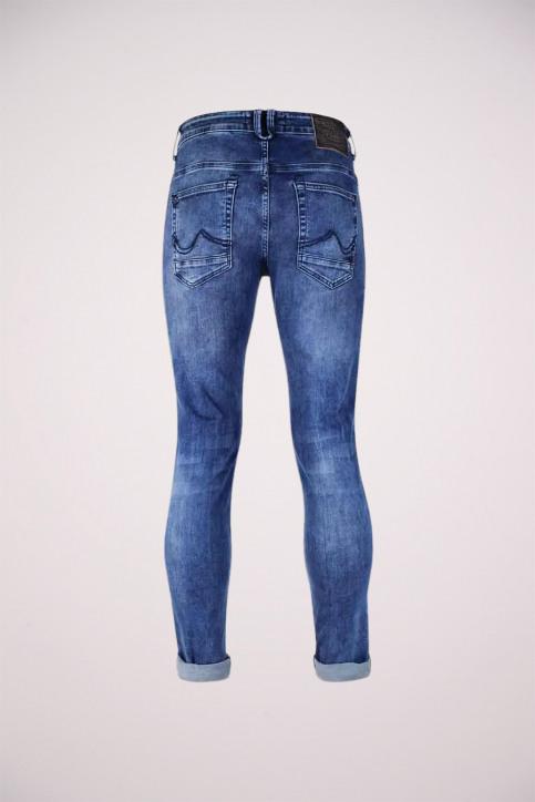 Petrol Jeans slim denim SEAHAM_94BLUE img2