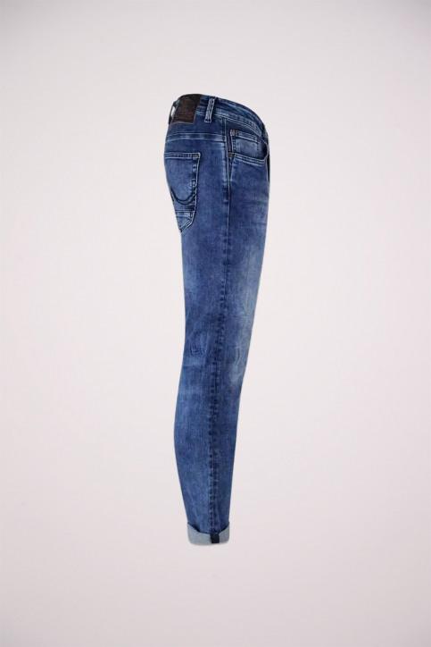 Petrol Jeans slim denim SEAHAM_94BLUE img3