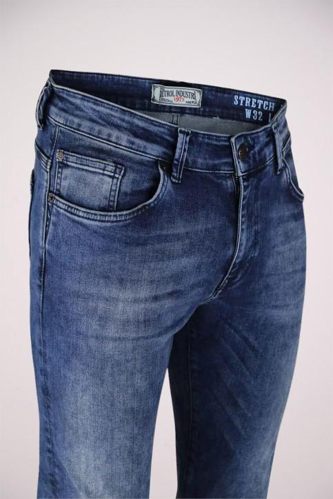 Petrol Jeans slim denim SEAHAM_94BLUE img5