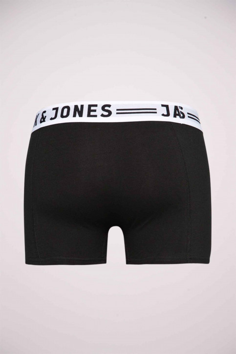 CORE BY JACK & JONES Boxers bleu SENSE TRUNKS 0114_DRESS BLUE img2