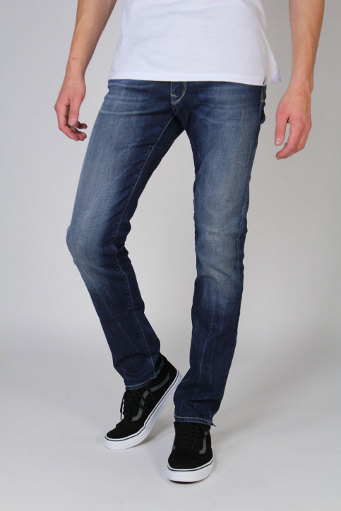 Petrol Jeans slim denim SHERMAN JEANS_81SNEEK img1
