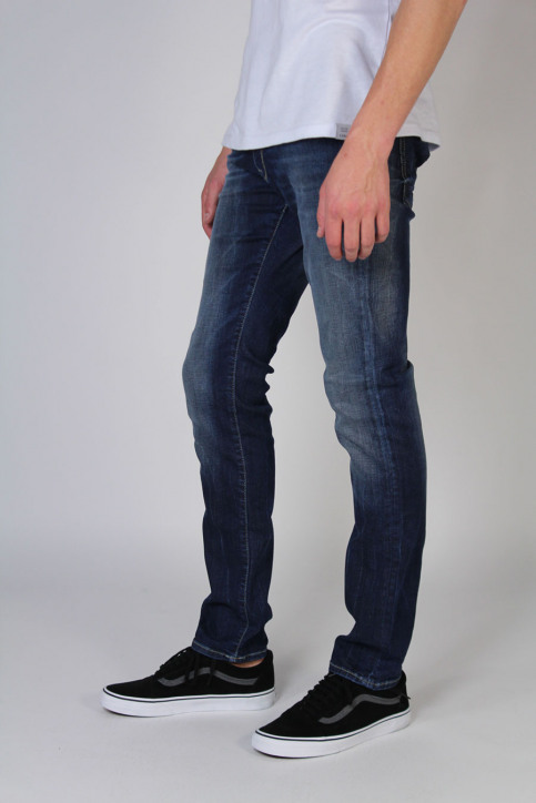 Petrol Jeans slim denim SHERMAN JEANS_81SNEEK img2