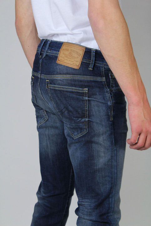 Petrol Jeans slim denim SHERMAN JEANS_81SNEEK img4