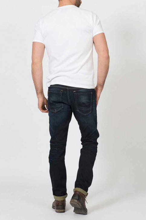 Petrol Jeans slim denim SHERMAN_5875 Sweet moon img2