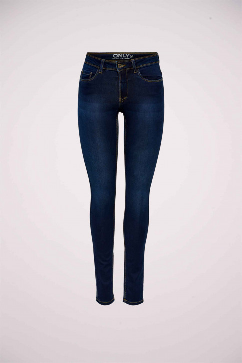 ONLY Jeans skinny denim SKINNY REG ULTIMATE_PIM201DARKBLUE img5