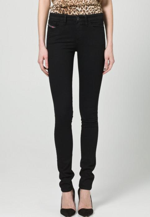 Diesel Jeans skinny SKINZEE_0813EBLACK img1