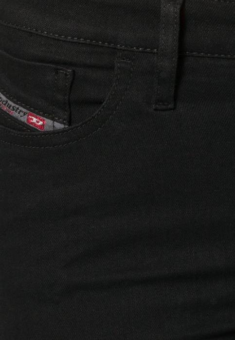 Diesel Jeans skinny SKINZEE_0813EBLACK img4