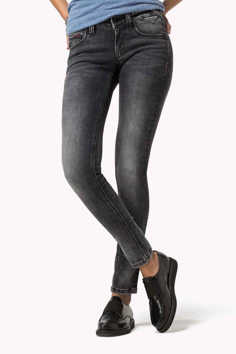 Tommy Jeans Jeans skinny grijs SOPHIE SKINNY_911MIDGREY img1